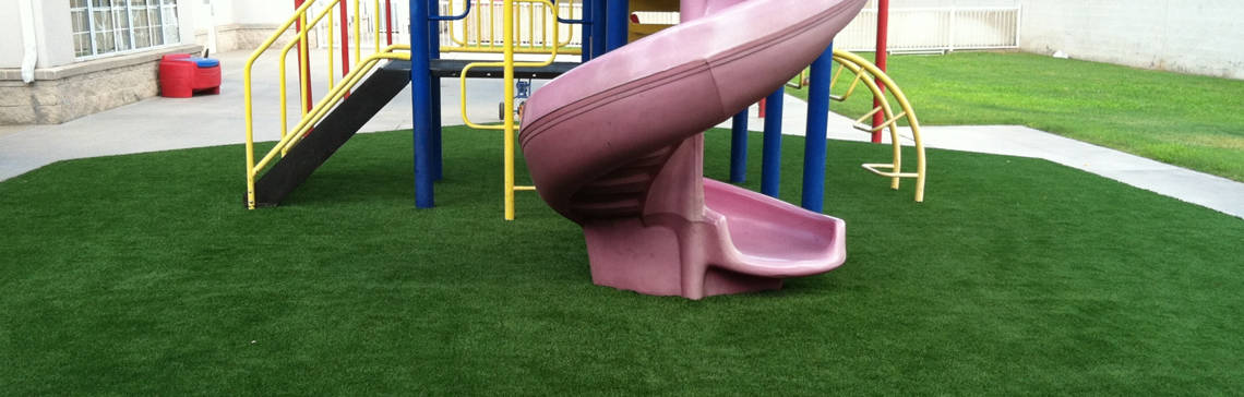 Playground Surfacing Artificial Grass
