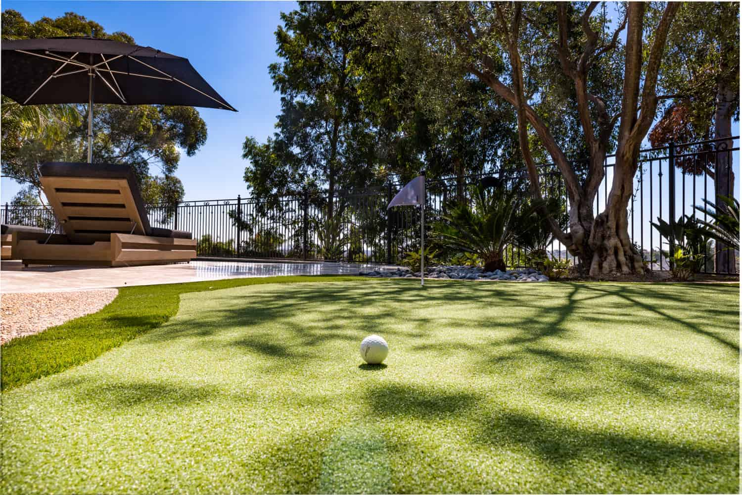 Residential Artificial Grass Installation Synthetic